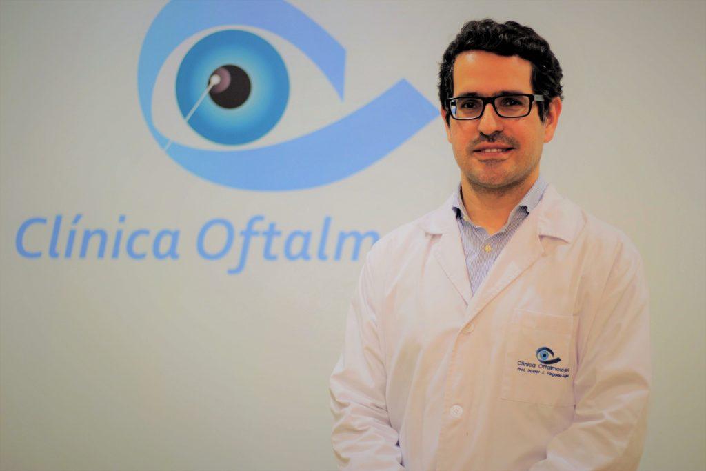57f16154b Dr. Pedro Faria - Médico Oftalmologista na Clínica Oftalmológica ...