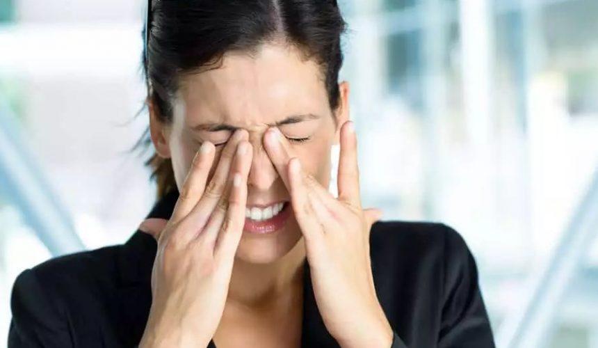 Ardor nos olhos principais causas e tratamentos