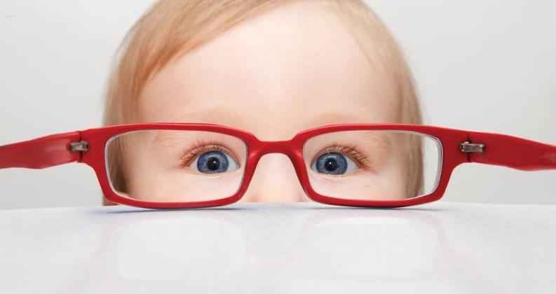 Hipermetropia infantil: Como funcionam os olhos destas crianças?